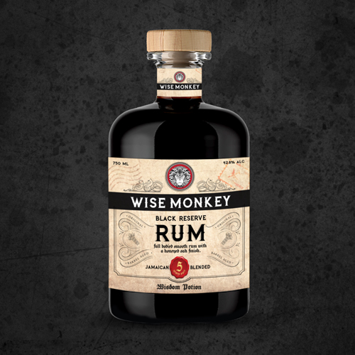 WiseMonkey Rum